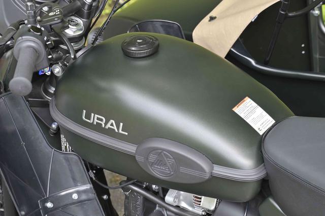 画像5: URAL GEAR-UP SPORTSMAN