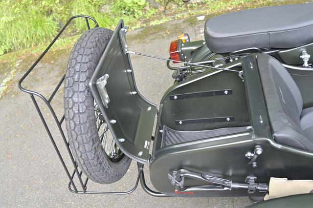画像2: URAL GEAR-UP SPORTSMAN
