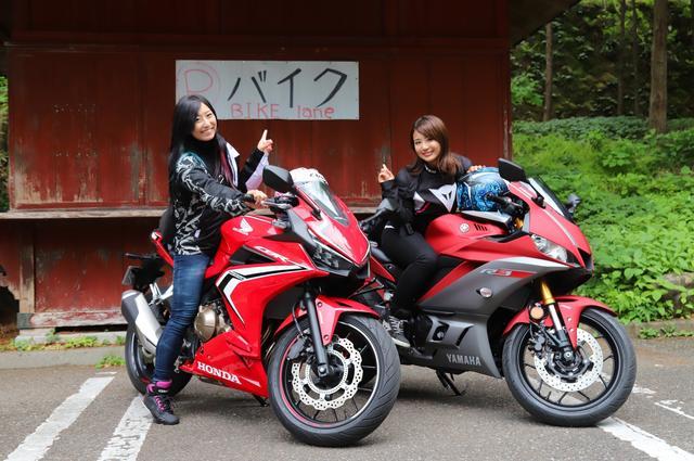 画像1: 日光東照宮の近くにも、バイク用駐車場がありました!