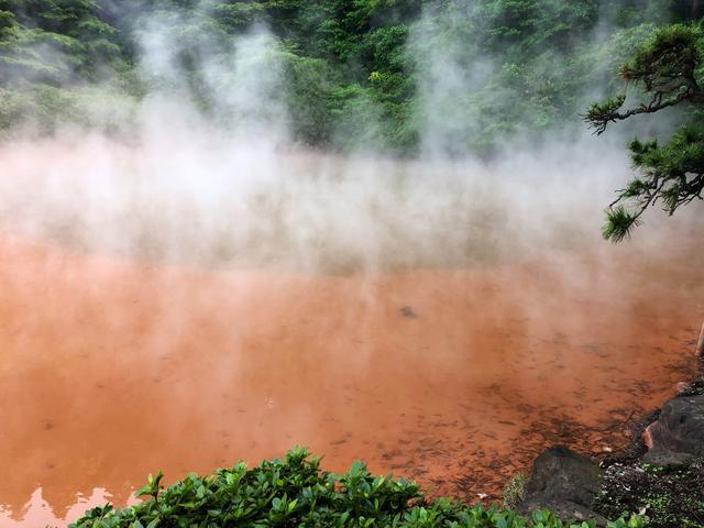 画像2: 血の池地獄(大分県)