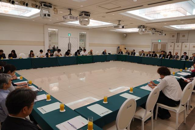 画像: 東京モーターサイクルショー協会 全会員会議の様子