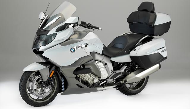 画像: BMW K 1600 GTL
