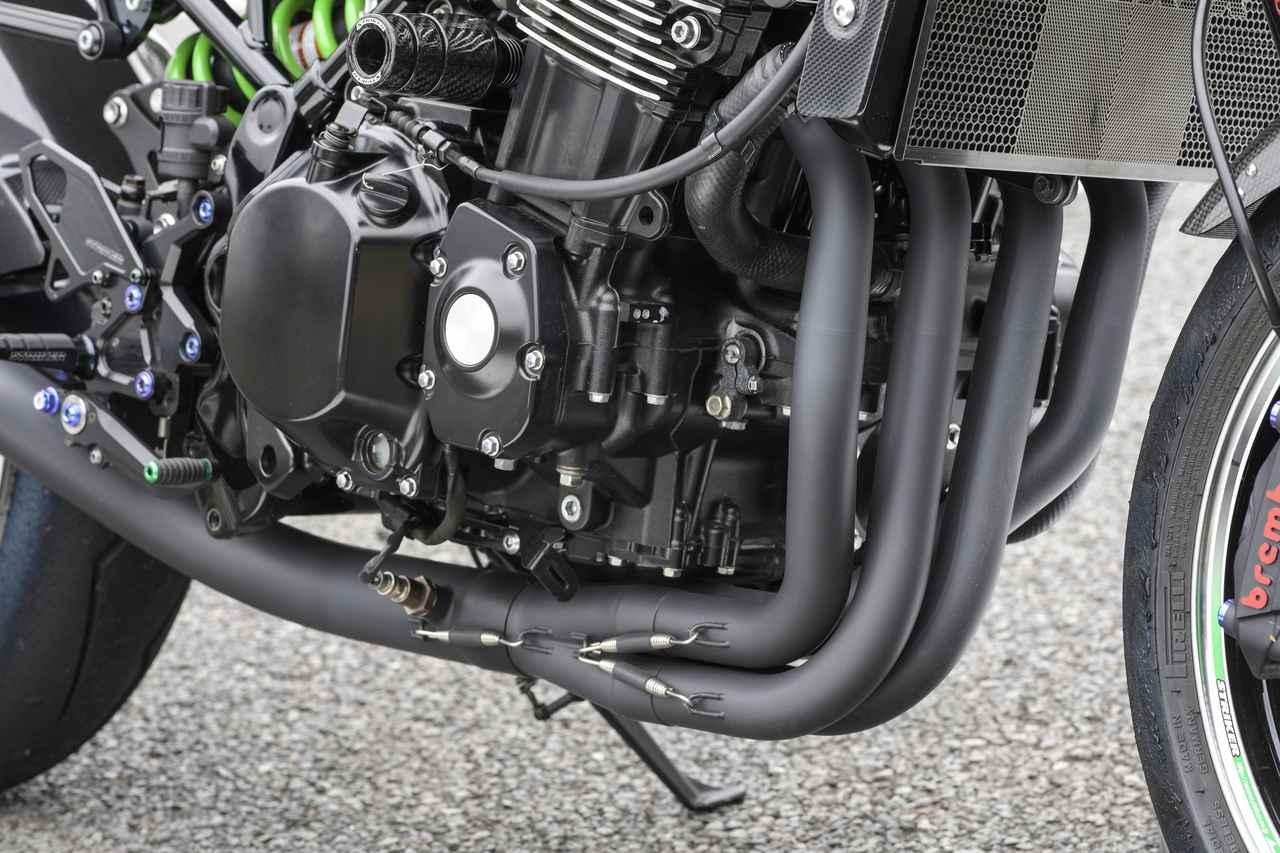 Images : 10番目の画像 - 「真っ黒マフラーが人気沸騰中! 「ストライカー」ブランドがZ900RSオーナーに選ばれる理由とは?」のアルバム - webオートバイ