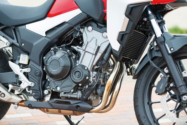 画像2: 400Xは誰にでも乗りやすいサイズ感で実用性の高いアドンベンチャーバイクですね(伊藤)