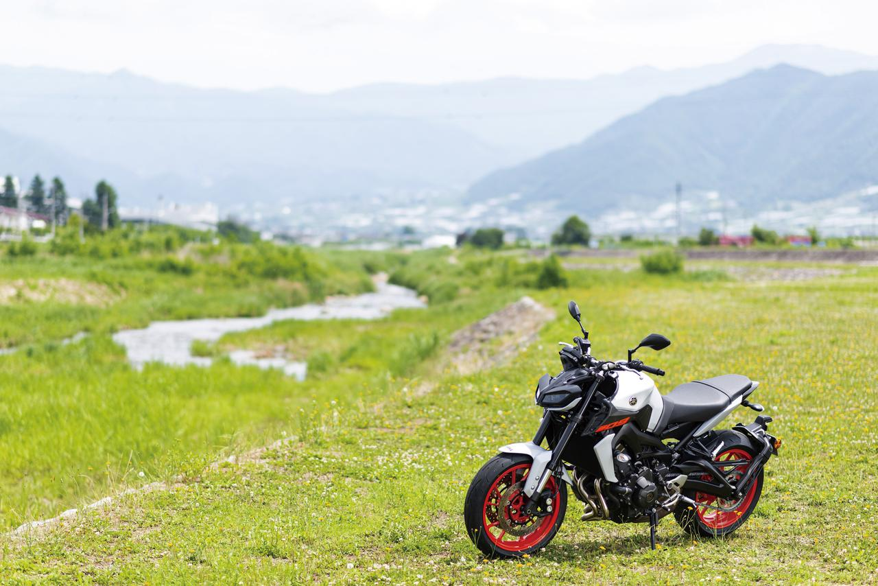 画像3: ――ここは、バイクで来る!