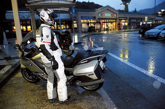 画像6: 24時間でどこまで行けるのか?BMW「K1600GTL」に乗って、東京からひたすら西へ。弾丸ロングツーリング#GOGGLE