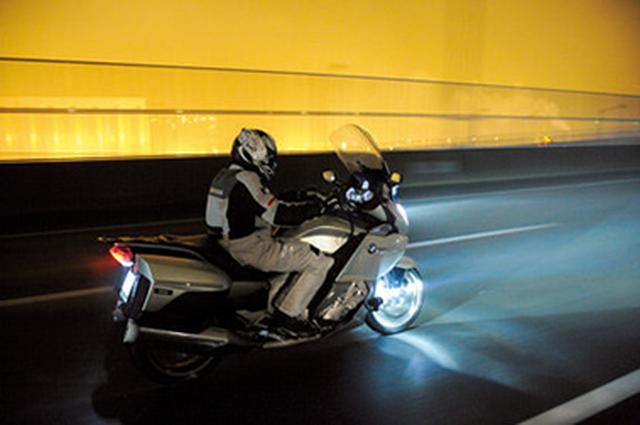 画像5: 24時間でどこまで行けるのか?BMW「K1600GTL」に乗って、東京からひたすら西へ。弾丸ロングツーリング#GOGGLE