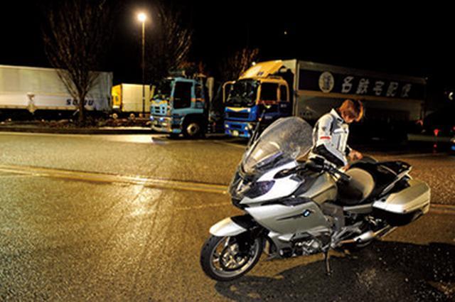 画像3: 24時間でどこまで行けるのか?BMW「K1600GTL」に乗って、東京からひたすら西へ。弾丸ロングツーリング#GOGGLE