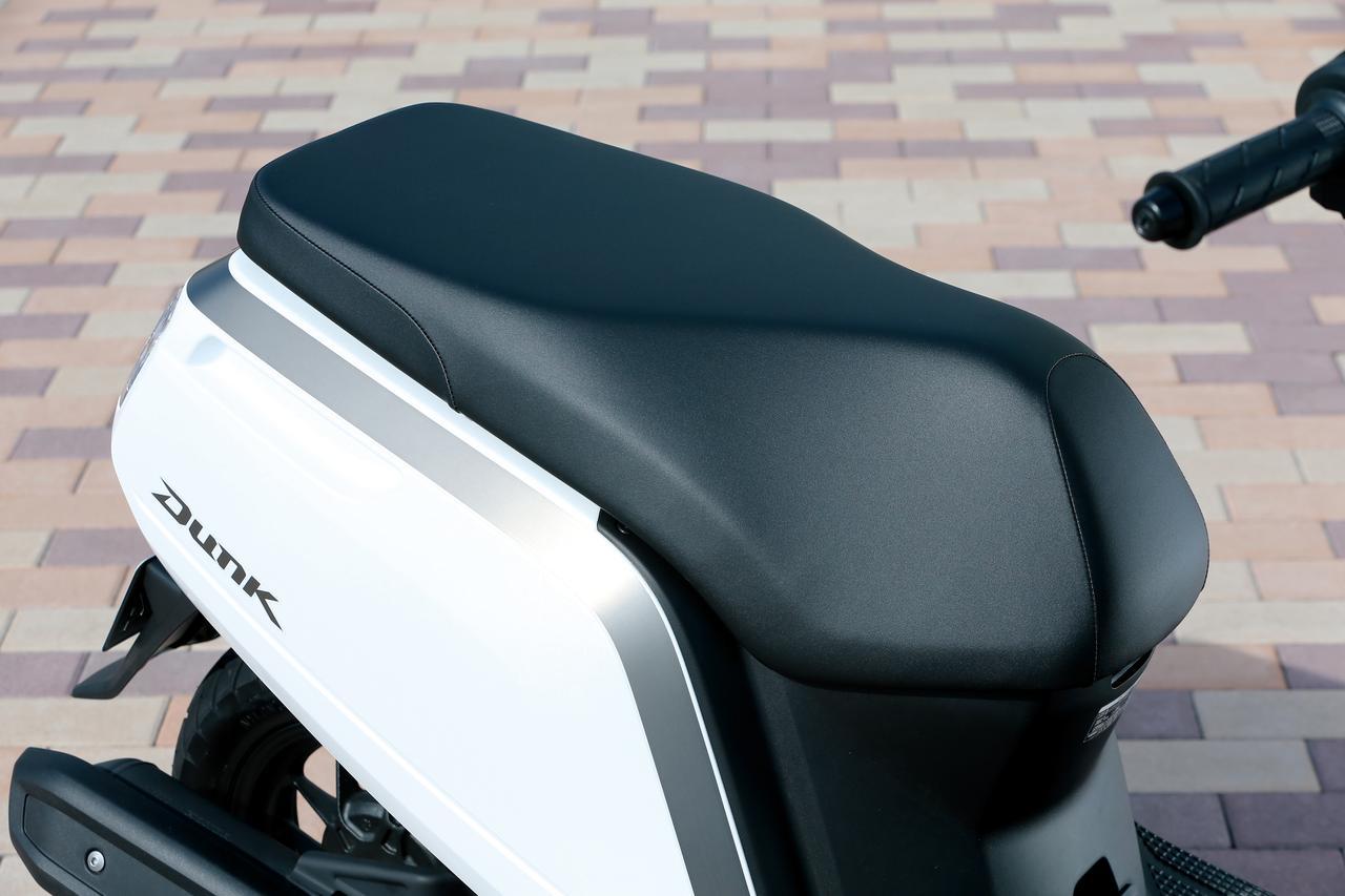 Images : 11番目の画像 - 「当時、12年ぶりにホンダがリリースした50ccスクーターでした『ホンダ DUNK』(2014年) #試乗インプレ」のアルバム - webオートバイ