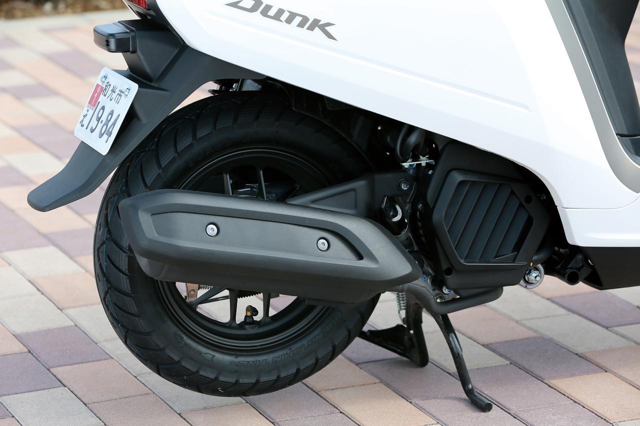 Images : 14番目の画像 - 「当時、12年ぶりにホンダがリリースした50ccスクーターでした『ホンダ DUNK』(2014年) #試乗インプレ」のアルバム - webオートバイ