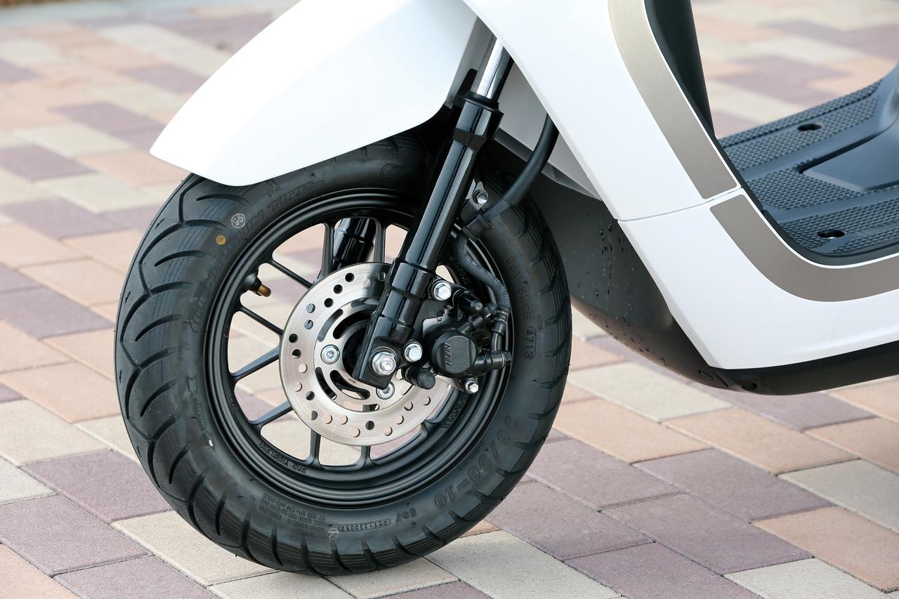 Images : 15番目の画像 - 「当時、12年ぶりにホンダがリリースした50ccスクーターでした『ホンダ DUNK』(2014年) #試乗インプレ」のアルバム - webオートバイ