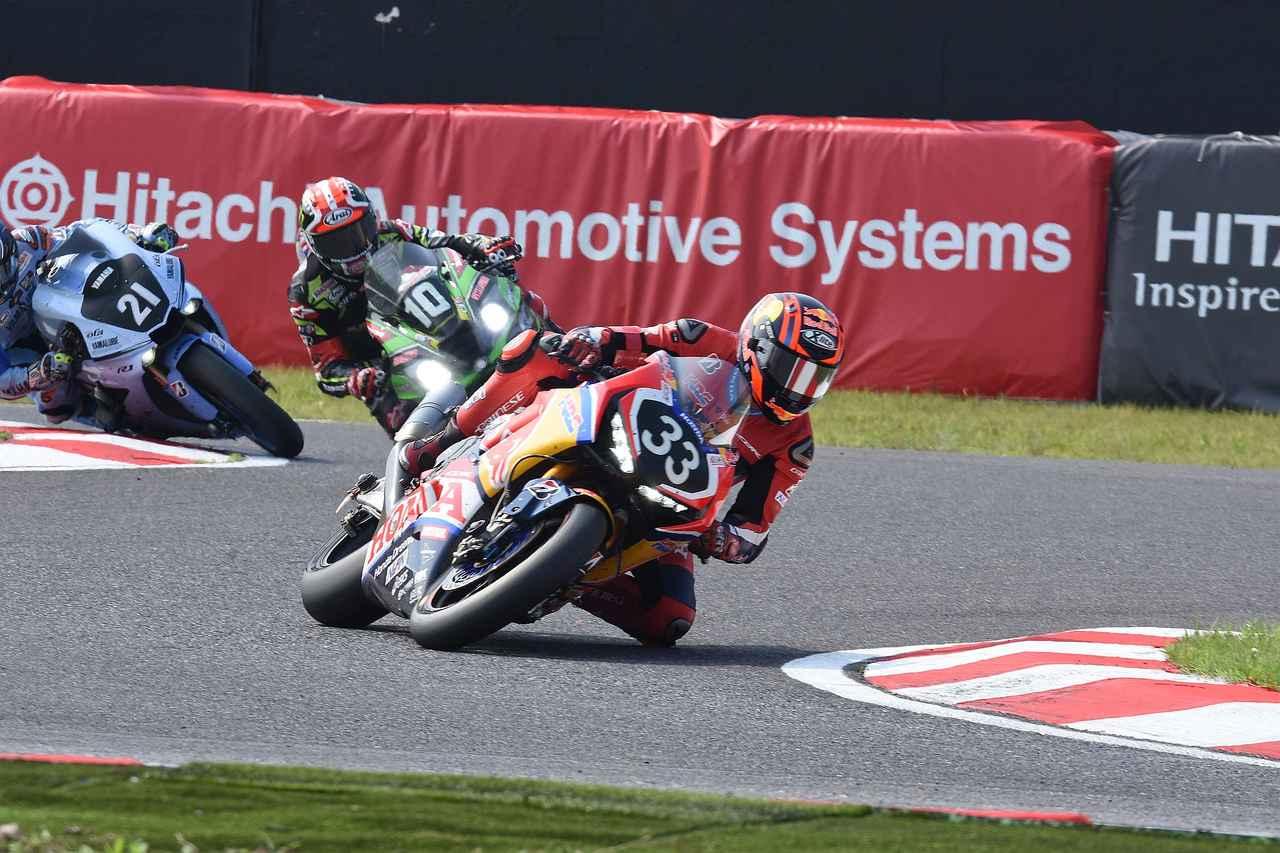 画像2: <速報 鈴鹿8耐02> 驚異の燃費、HRC! ~レースは折り返し、カワサキやや有利か
