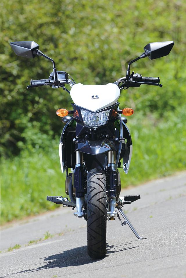 画像3: バイクを操る楽しさを改めて教えてくれる