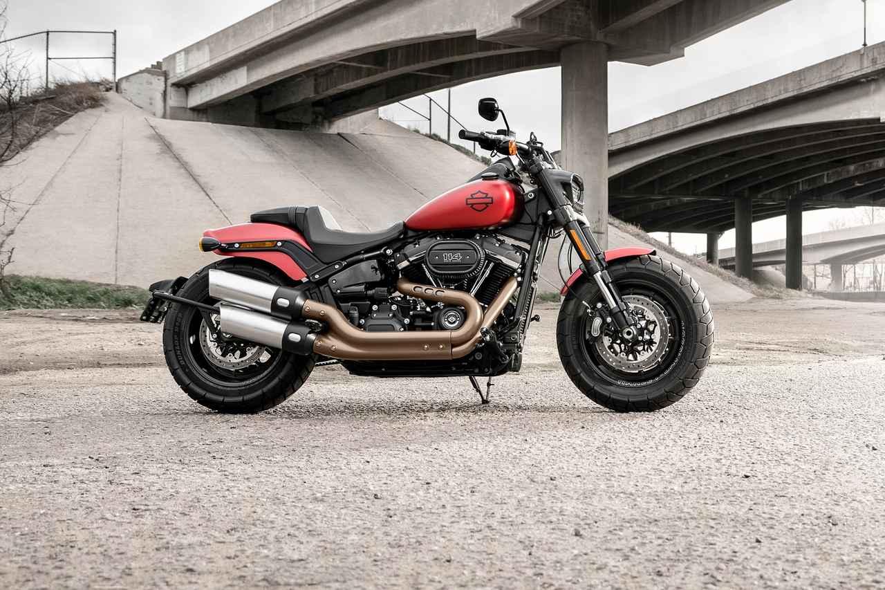 画像: 2019 Fat Bob モーターサイクル | Harley-Davidson Japan