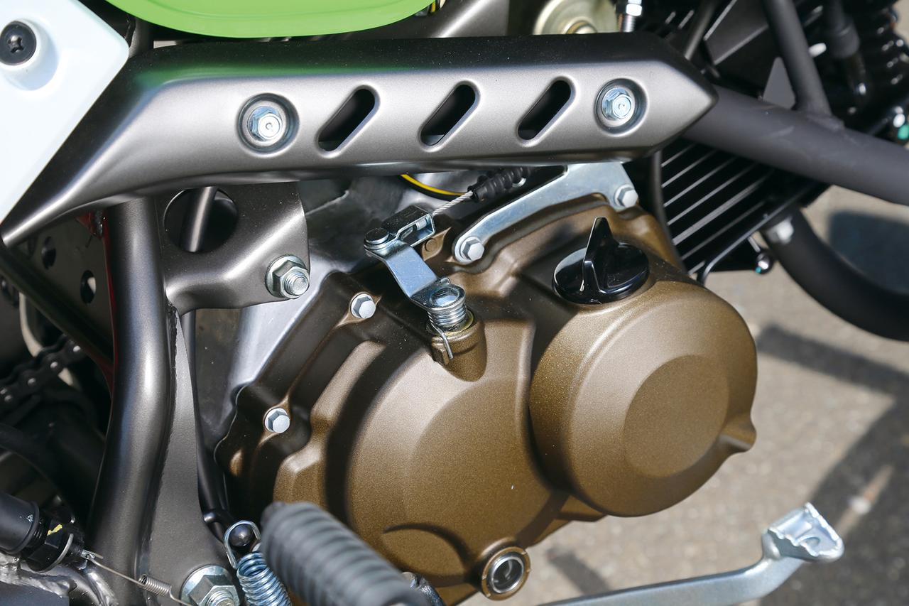 Images : 9番目の画像 - 「クラッチがついて走る楽しさ倍増!『KAWASAKI KSR PRO』(2014年) #試乗インプレ」のアルバム - webオートバイ