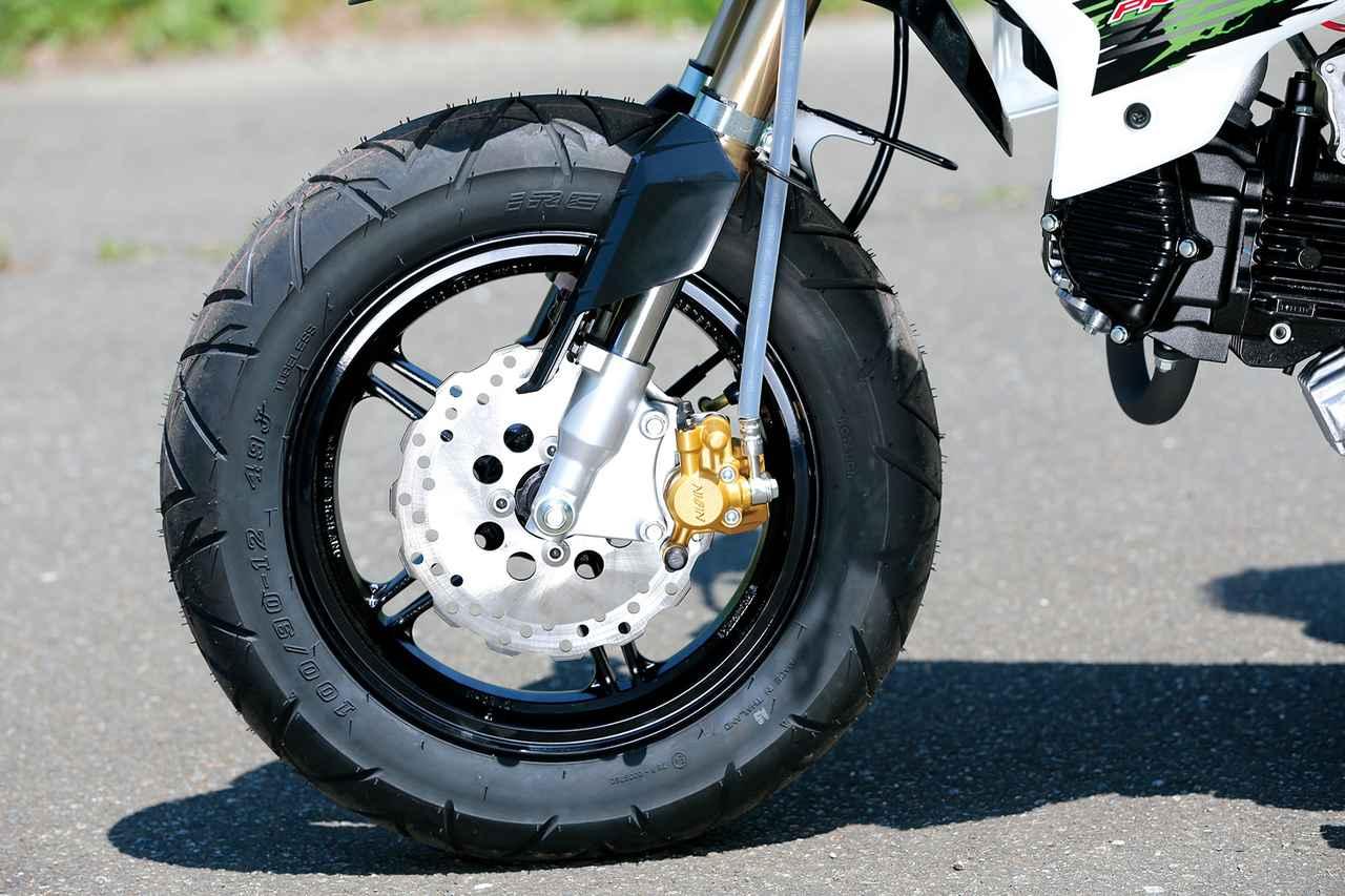 Images : 8番目の画像 - 「クラッチがついて走る楽しさ倍増!『KAWASAKI KSR PRO』(2014年) #試乗インプレ」のアルバム - webオートバイ