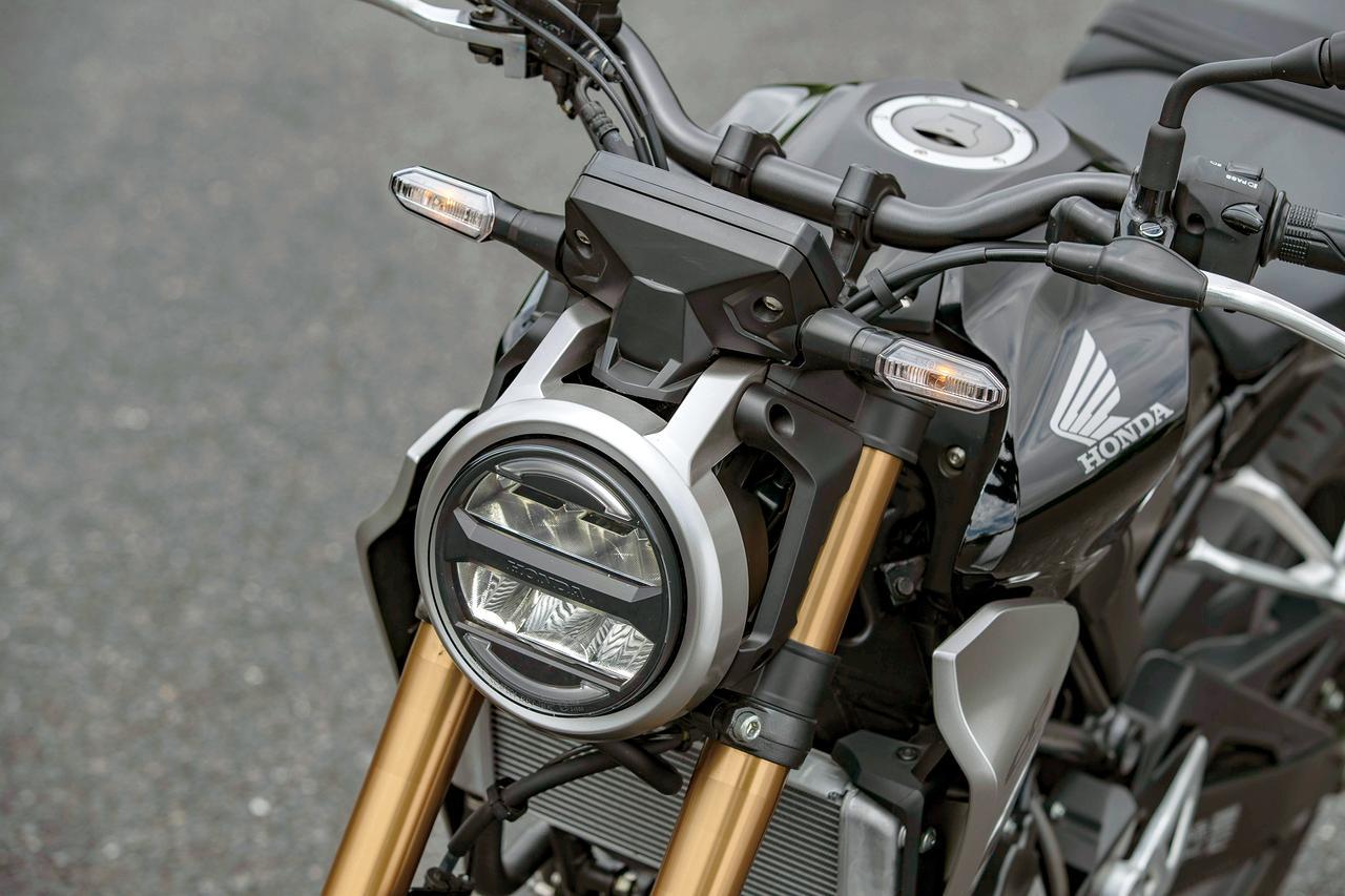 画像2: ストリートバイクとしての魅力に一段と磨きをかけた