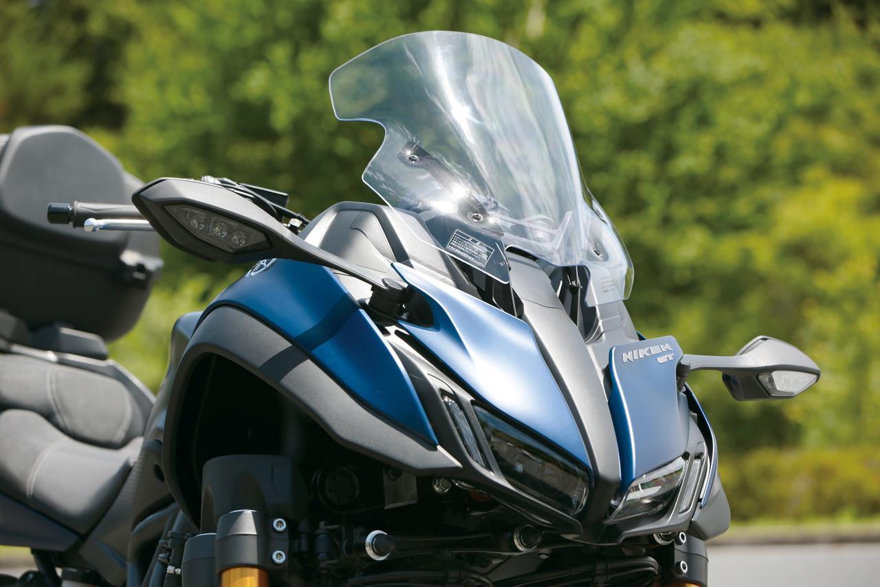 Images : 7番目の画像 - 「ロングランの快適性を一層高めた3輪GTツアラー!『YAMAHA NIKEN GT』(2019年) #試乗インプレ」のアルバム - LAWRENCE - Motorcycle x Cars + α = Your Life.