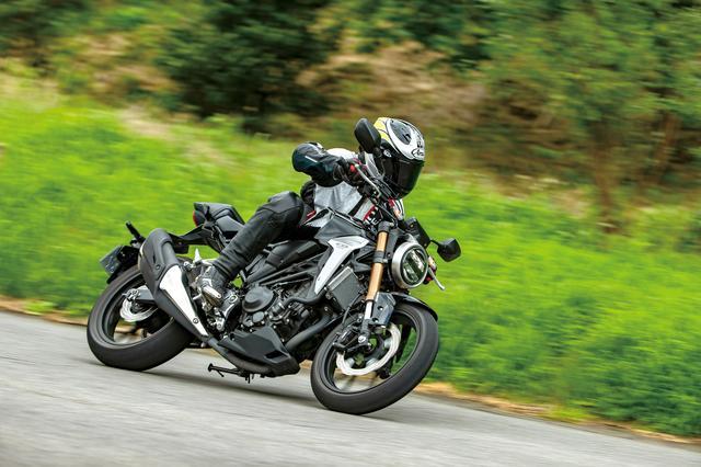 画像3: ストリートバイクとしての魅力に一段と磨きをかけた