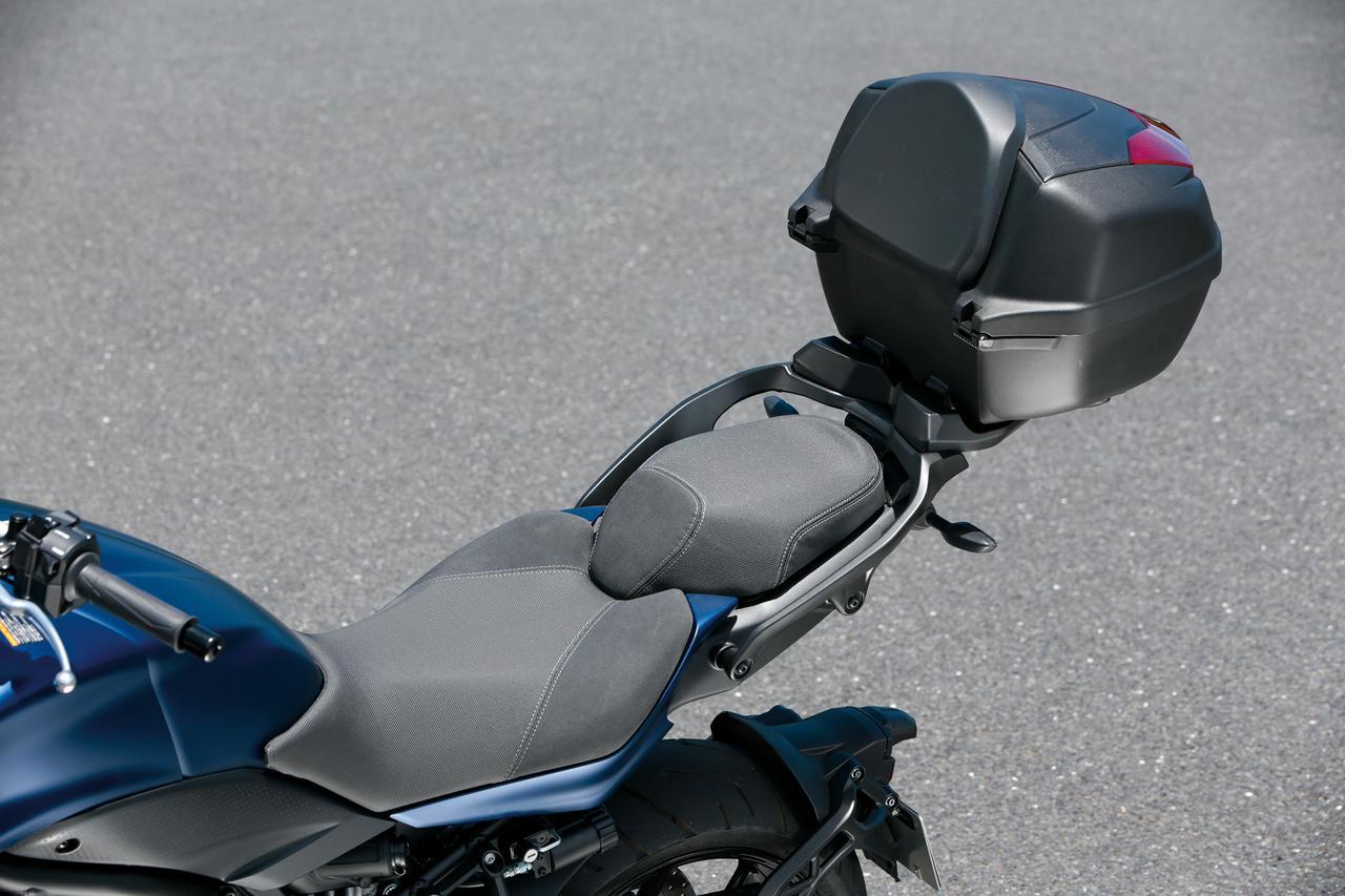 Images : 5番目の画像 - 「ロングランの快適性を一層高めた3輪GTツアラー!『YAMAHA NIKEN GT』(2019年) #試乗インプレ」のアルバム - LAWRENCE - Motorcycle x Cars + α = Your Life.