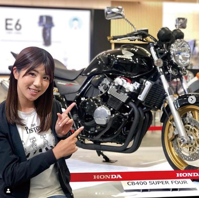 画像1: 【梅日和】未来のバイクについて【第17回】