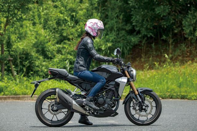 画像1: ストリートバイクとしての魅力に一段と磨きをかけた