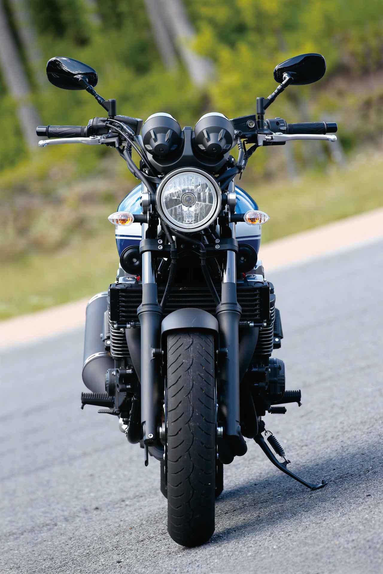 Images : 8番目の画像 - 「モダンクラシックの世界へようこそ『YAMAHA XJR1300C』(2015年) #試乗インプレ」のアルバム - webオートバイ
