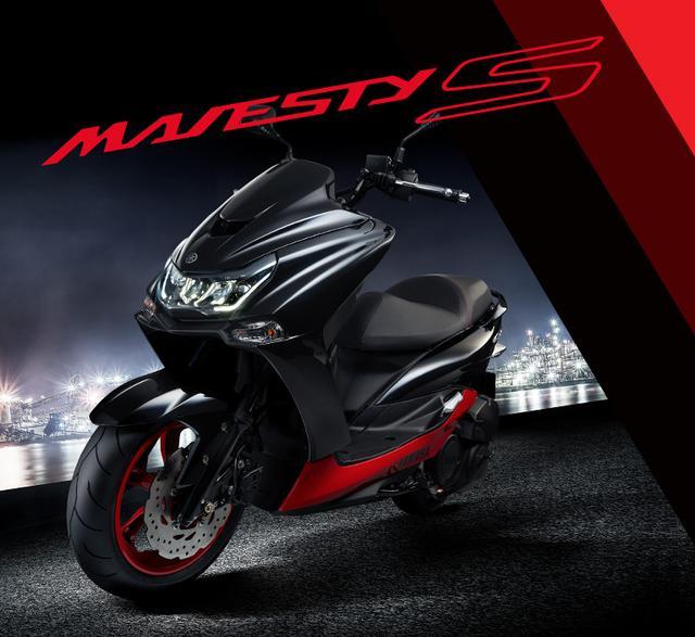 画像: マジェスティS - バイク・スクーター|ヤマハ発動機株式会社