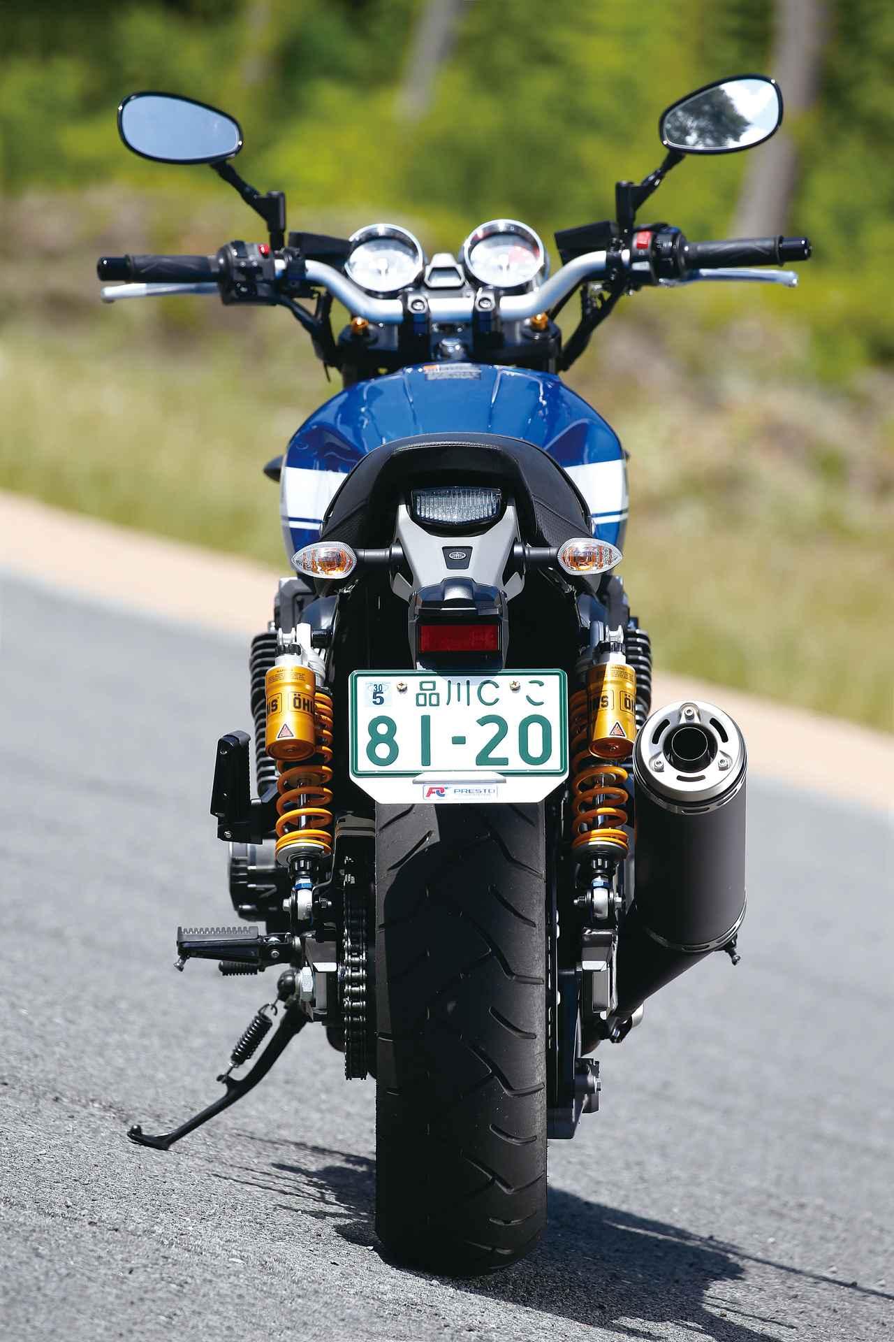 Images : 9番目の画像 - 「モダンクラシックの世界へようこそ『YAMAHA XJR1300C』(2015年) #試乗インプレ」のアルバム - webオートバイ