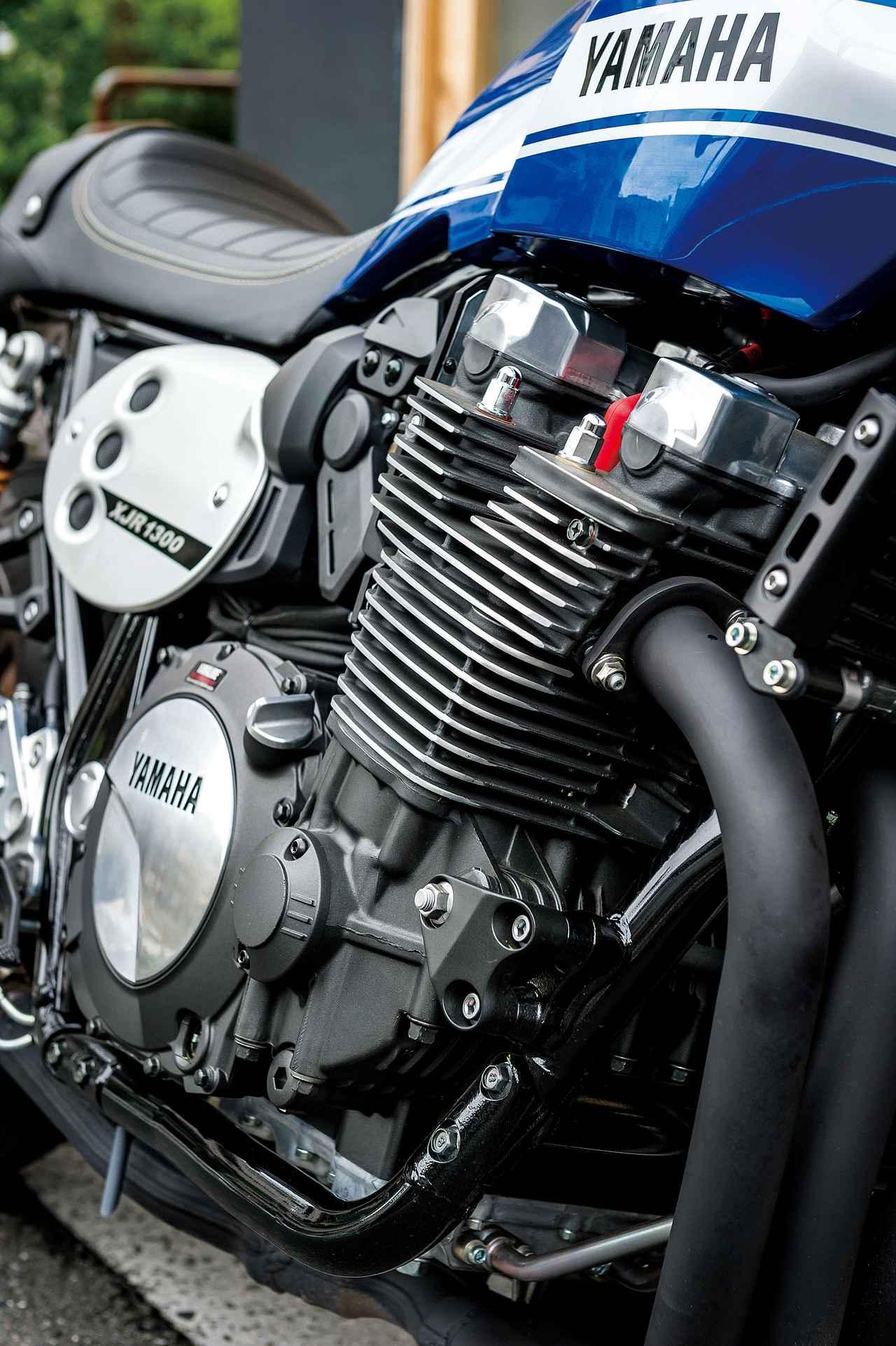 Images : 13番目の画像 - 「モダンクラシックの世界へようこそ『YAMAHA XJR1300C』(2015年) #試乗インプレ」のアルバム - webオートバイ