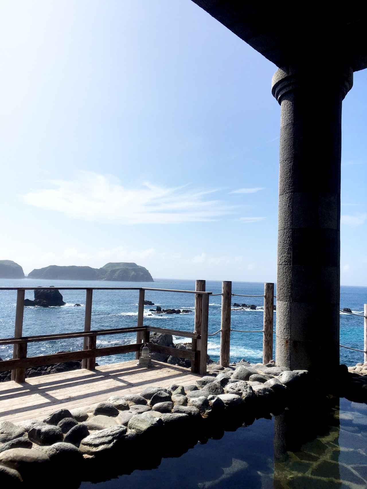 Images : 5番目の画像 - 湯の浜露天温泉 - webオートバイ
