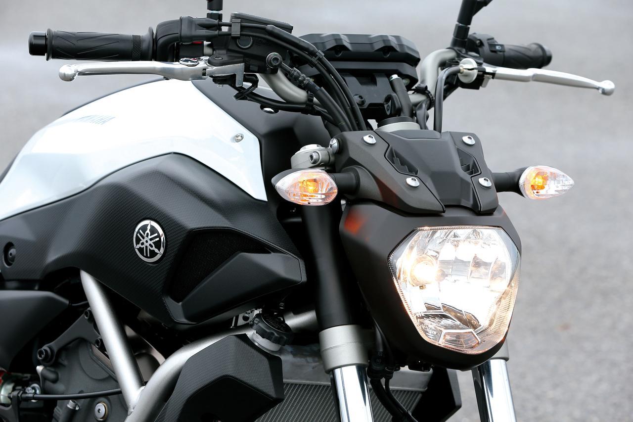 Images : 8番目の画像 - 「スリムなボディにトルキーなエンジン走りを磨き抜いた痛快ミドル!『YAMAHA MT-07 / MT-09』#試乗インプレ(2014年)」のアルバム - webオートバイ