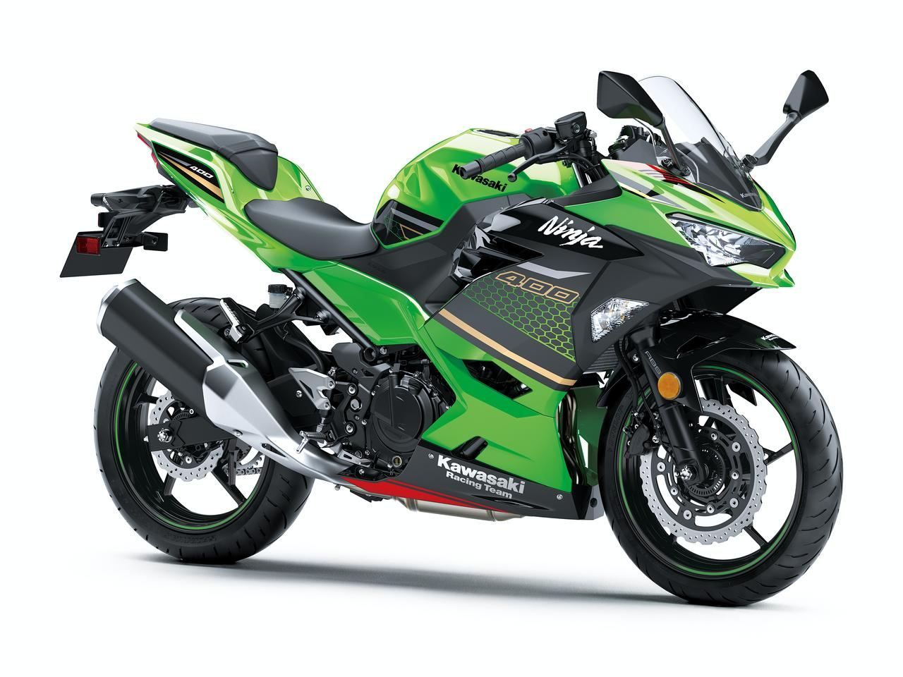 画像12: 【カワサキ】Ninja 400の2020年モデルは9月1日(日)発売開始! カラーバリエーション・アンケート実施中