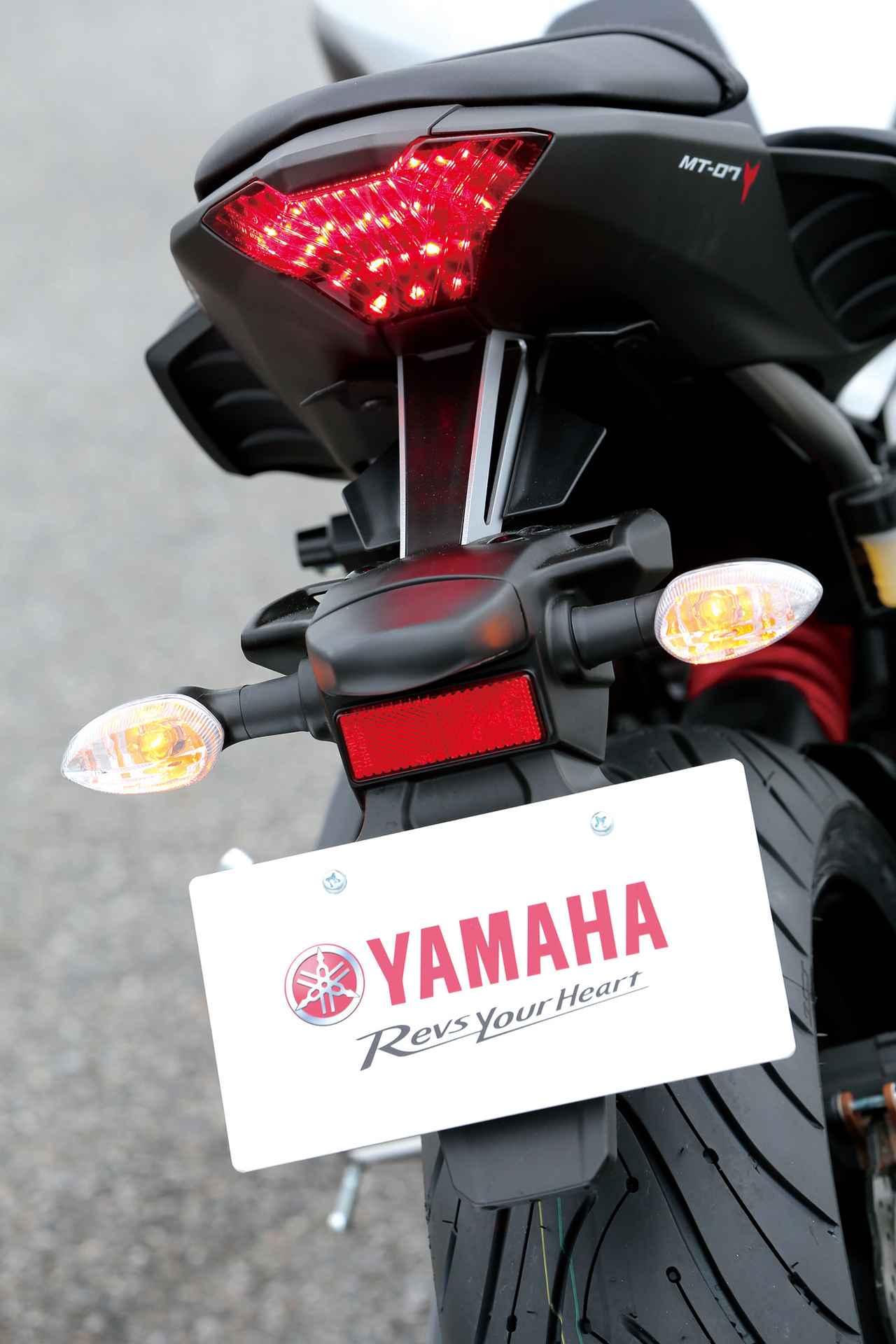 Images : 7番目の画像 - 「スリムなボディにトルキーなエンジン走りを磨き抜いた痛快ミドル!『YAMAHA MT-07 / MT-09』#試乗インプレ(2014年)」のアルバム - webオートバイ