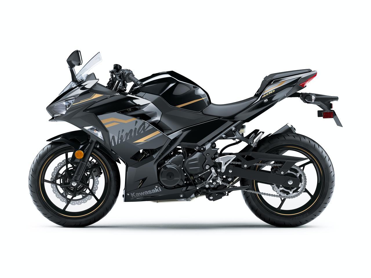 画像2: 【カワサキ】Ninja 400の2020年モデルは9月1日(日)発売開始! カラーバリエーション・アンケート実施中