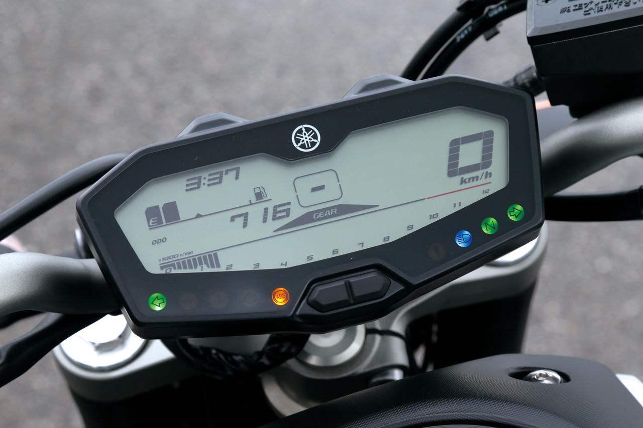 Images : 12番目の画像 - 「スリムなボディにトルキーなエンジン走りを磨き抜いた痛快ミドル!『YAMAHA MT-07 / MT-09』#試乗インプレ(2014年)」のアルバム - webオートバイ