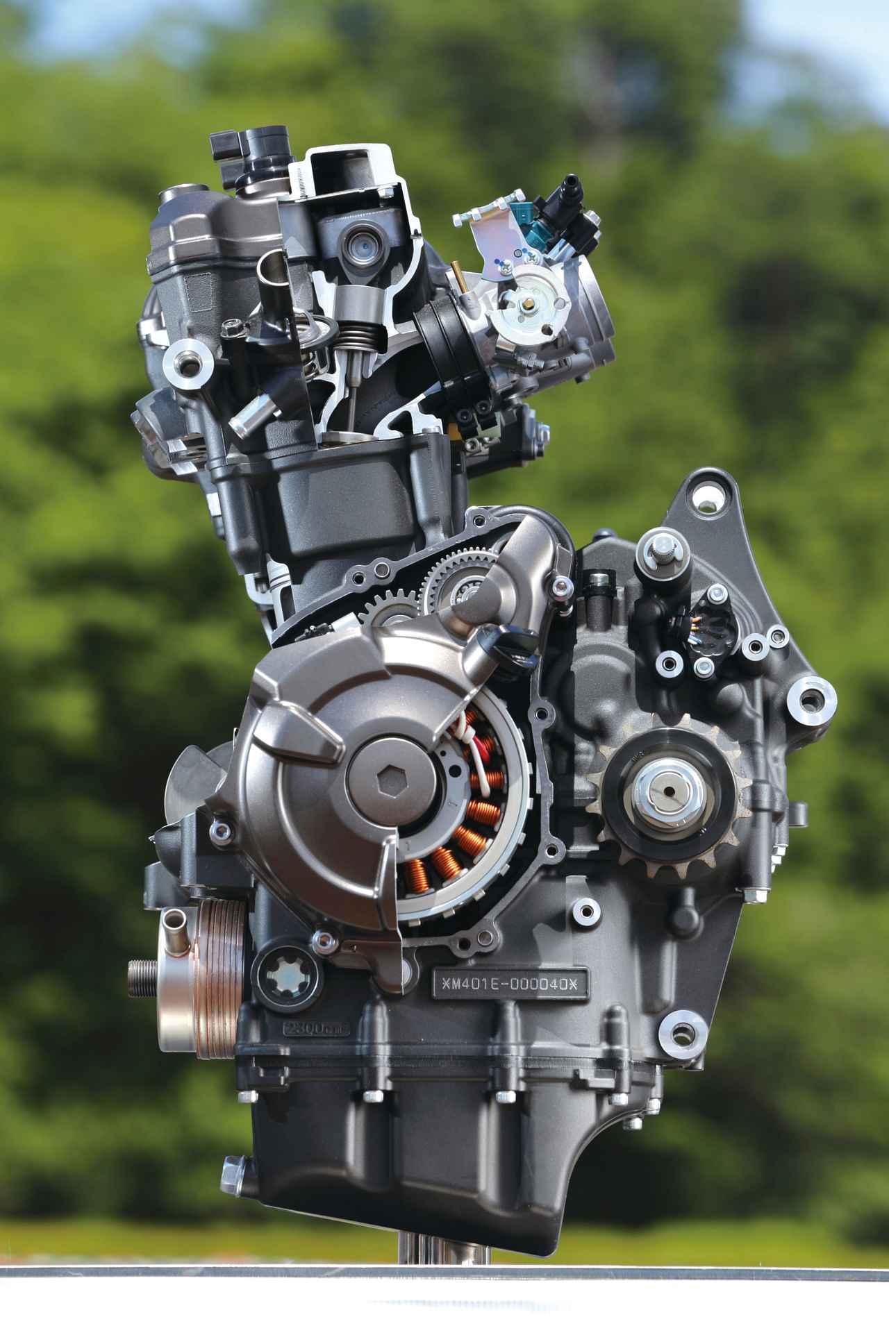 Images : 2番目の画像 - 「スリムなボディにトルキーなエンジン走りを磨き抜いた痛快ミドル!『YAMAHA MT-07 / MT-09』#試乗インプレ(2014年)」のアルバム - webオートバイ