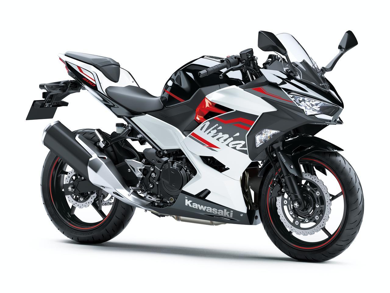 画像4: 【カワサキ】Ninja 400の2020年モデルは9月1日(日)発売開始! カラーバリエーション・アンケート実施中