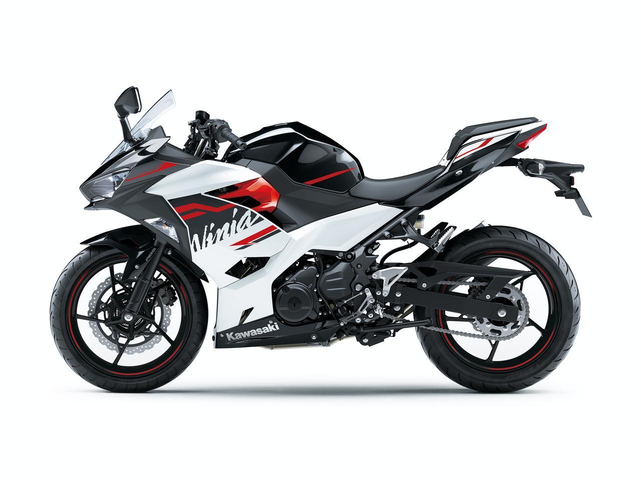 画像5: カワサキ「Ninja250」の2020年モデルは、Ninja400とそっくり!「Ninja 250 KRT EDITION」も合わせて9月1日(日)に発売!