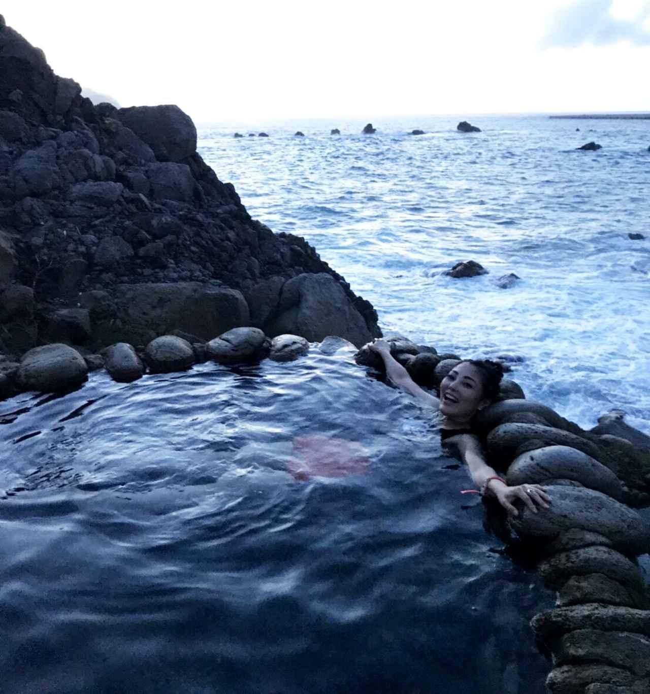 画像8: サーフアイランド新島、その印象と実際の雰囲気