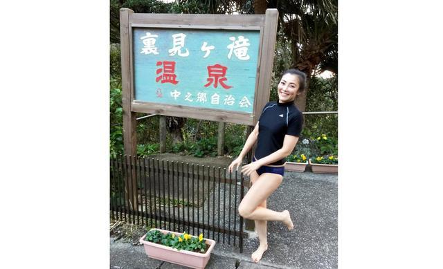 画像: 無料の混浴温泉が楽しい!? 福山理子の八丈島レンタルバイク・ソロツーリング③~この旅で気づいたこと~ - webオートバイ
