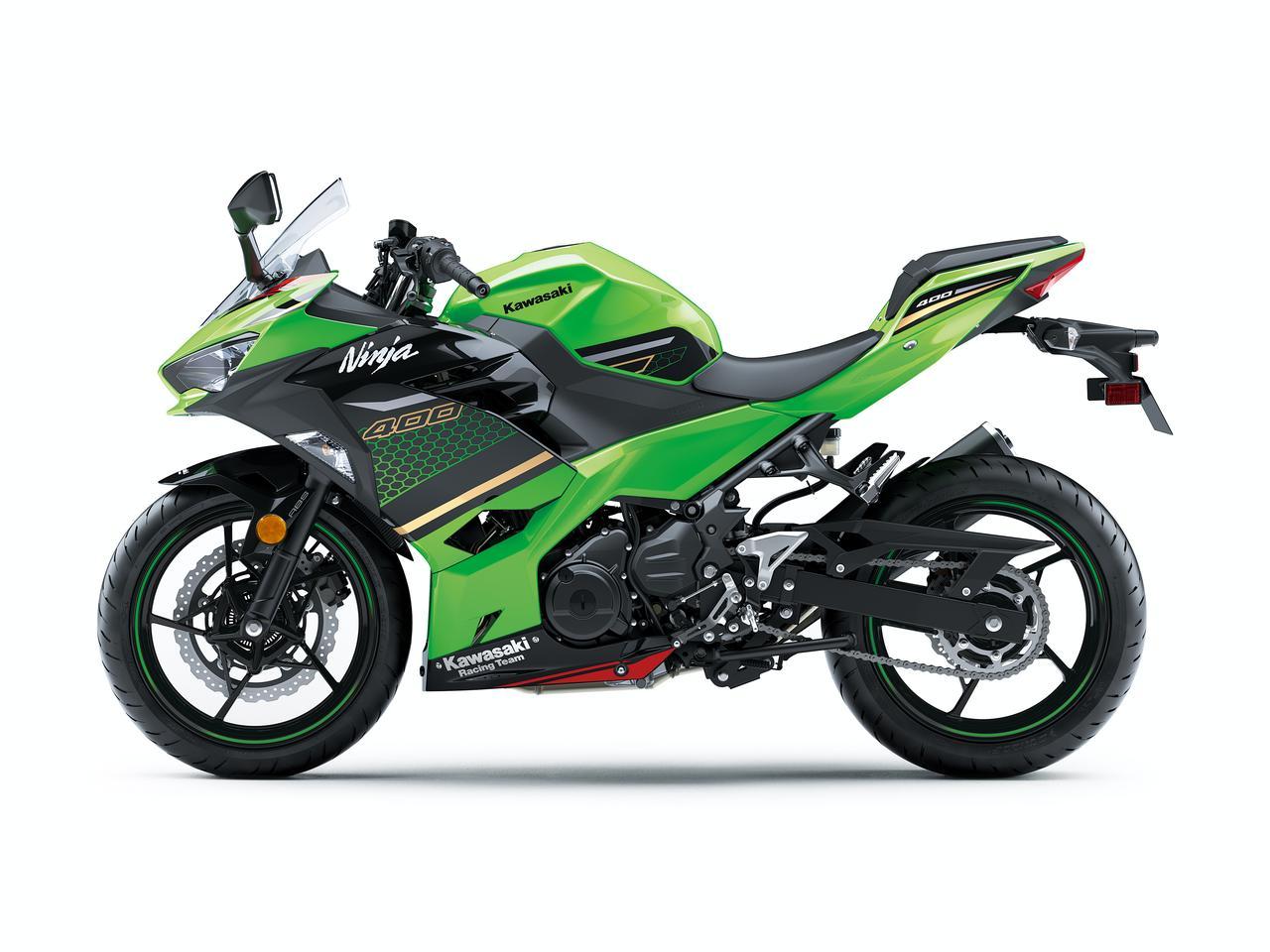 画像8: 【カワサキ】Ninja 400の2020年モデルは9月1日(日)発売開始! カラーバリエーション・アンケート実施中