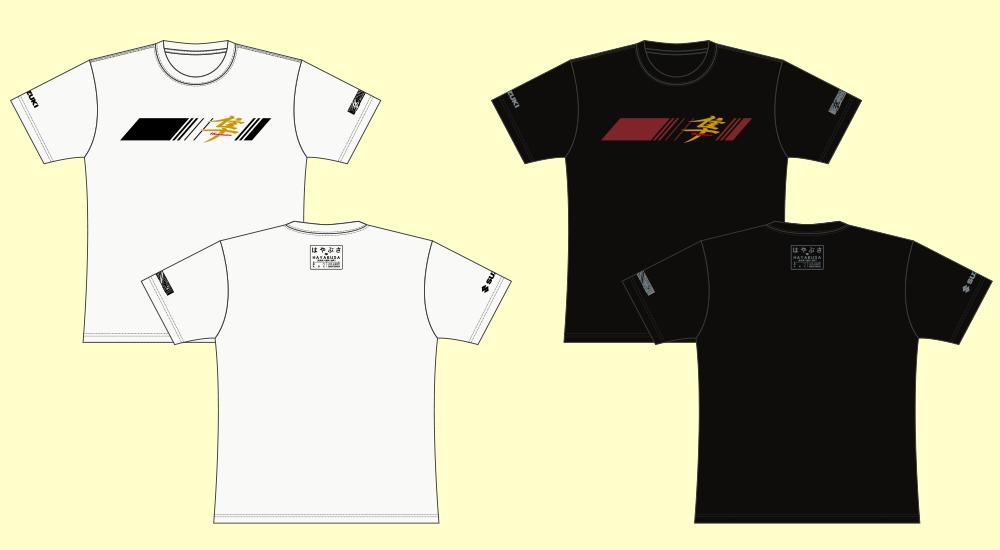 画像: オリジナルTシャツ(2,500円)サイズ:M/L/LL 限定全340枚