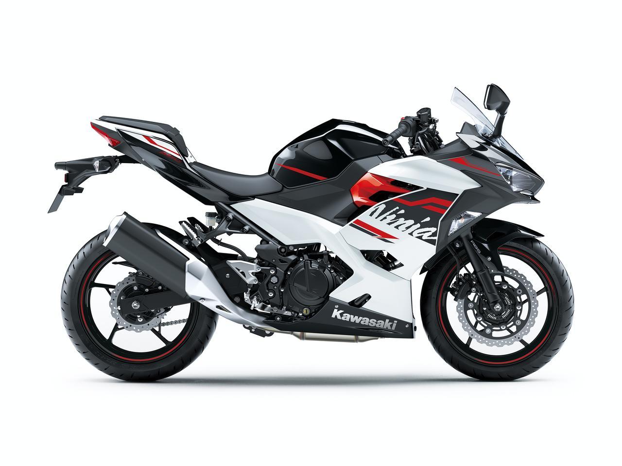画像6: 【カワサキ】Ninja 400の2020年モデルは9月1日(日)発売開始! カラーバリエーション・アンケート実施中