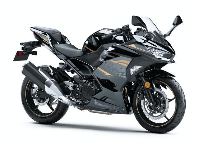 画像1: 【カワサキ】Ninja 400の2020年モデルは9月1日(日)発売開始! カラーバリエーション・アンケート実施中