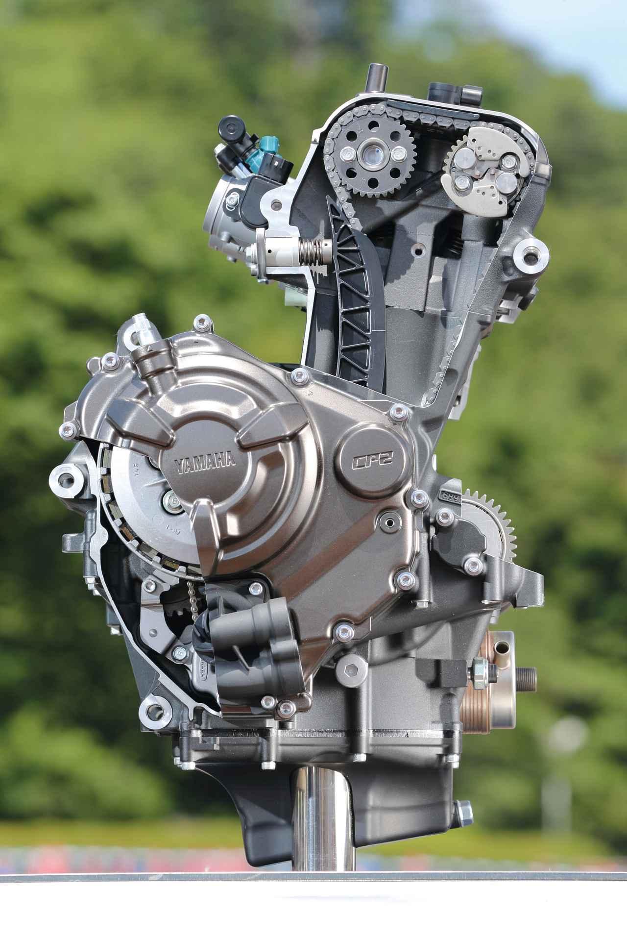 Images : 3番目の画像 - 「スリムなボディにトルキーなエンジン走りを磨き抜いた痛快ミドル!『YAMAHA MT-07 / MT-09』#試乗インプレ(2014年)」のアルバム - webオートバイ
