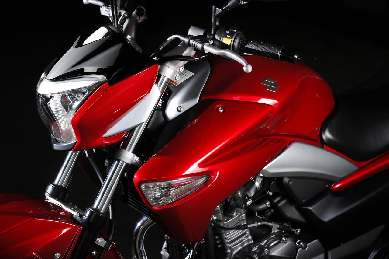 画像2: スズキ GSR250(2012)「このバイクだけが持っていた魅力」【カメラマン 柴田直行/俺の写真で振り返る平成の名車】第3回