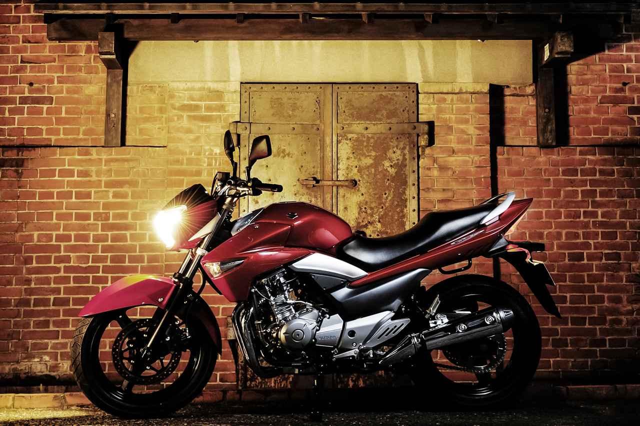 画像3: スズキ GSR250(2012)「このバイクだけが持っていた魅力」【カメラマン 柴田直行/俺の写真で振り返る平成の名車】第3回