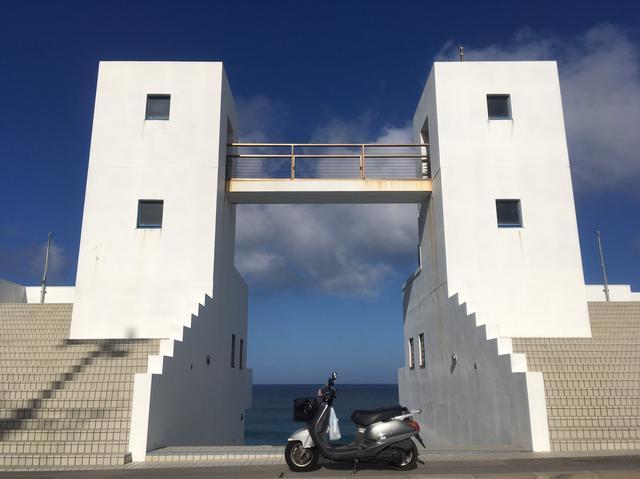 画像1: 一番この島で好きになった場所は、羽伏裏海岸でした。
