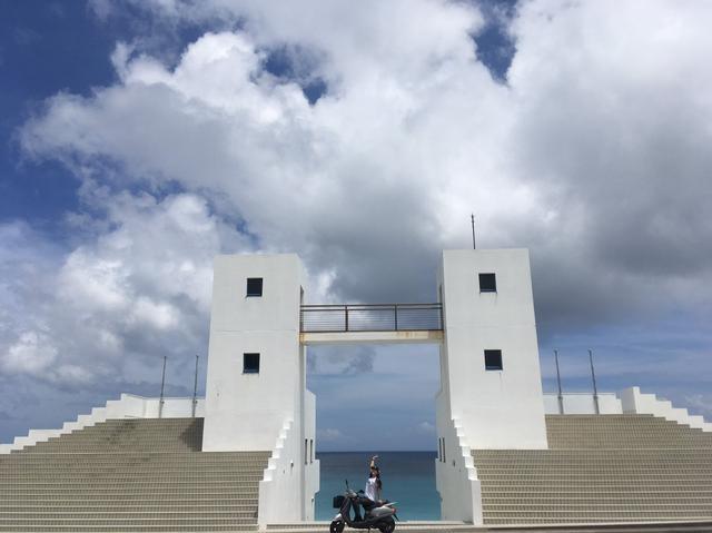 画像4: 一番この島で好きになった場所は、羽伏裏海岸でした。
